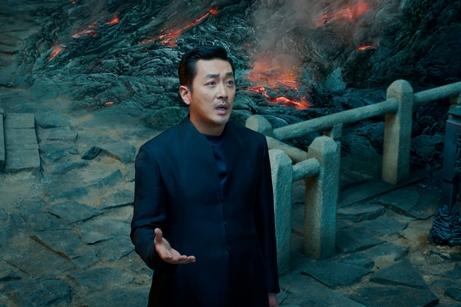 映画 神と共に 韓国映画 ハ・ジョンウ チュ・ジフン 漫画