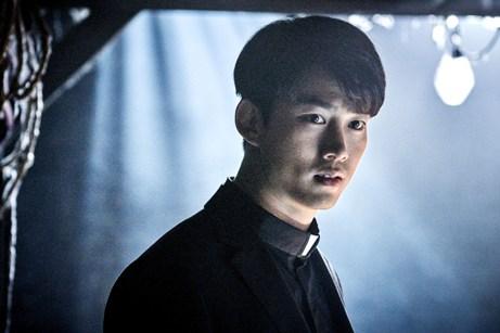 韓国 映画 時間回廊の殺人 テギョン