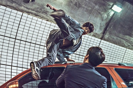 映画 韓国映画 ヒットマン クォン・サンウ ウェブトゥーン