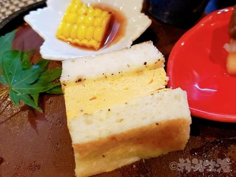 本所吾妻橋 船生 割烹料理 和食 たまごサンド