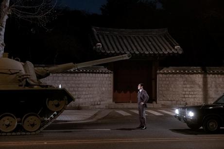 韓国映画 KCIA 南山の部長たち 朴正熙大統領 暗殺