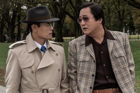 映画 韓国映画 KCIA 南山の部長たち 中央情報部 イ・ビョンホン