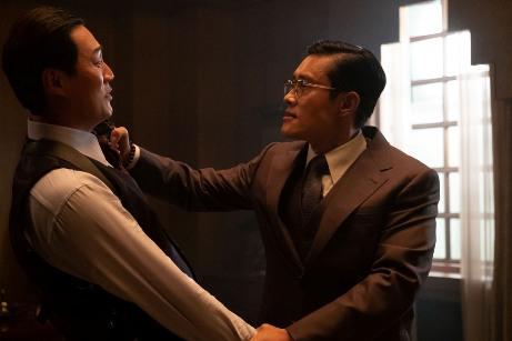 韓国映画 KCIA 南山の部長たち 中央情報部 朴正熙大統領