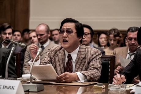映画 韓国映画 KCIA 南山の部長たち 中央情報部 朴正熙大統領