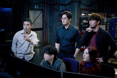 韓国映画 スウィンダラーズ 詐欺師 ヒョンビン