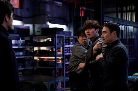 韓国 映画 スウィンダラーズ ヒョンビン