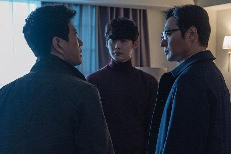 韓国 映画 VIP チャン・ドンゴン