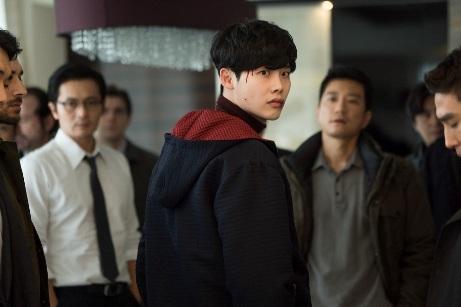 韓国 映画 VIP イ・ジョンソク