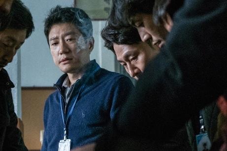 韓国 映画 V.I.P. キム・ミョンミン