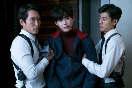 韓国 映画 V.I.P. イ・ジョンソク