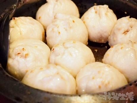 台北 永康街 東門 高記 焼き小籠包 生煎包