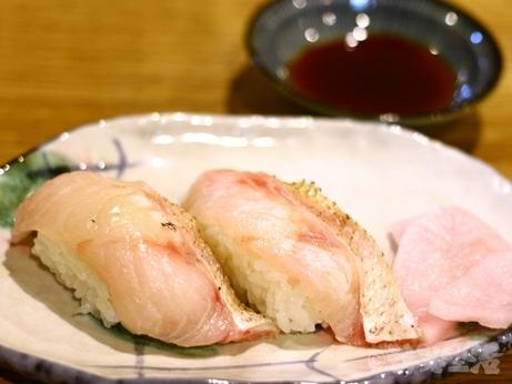 目白 池袋 グルメ 千の恵み のどぐろ ノドグロ寿司 刺身 激ウマ