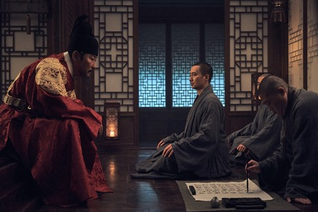 映画 韓国映画 王の願い ハングルの始まり 国之語音 パク・ヘイル