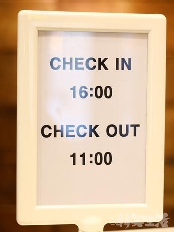 韓国 ホテル ファーストステイ チェックアウト
