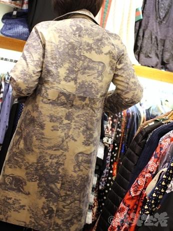 ソウル 買い物 洋服 GOTOMALL 高速ターミナル ディオール コート ワンピース