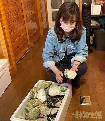 愛媛 宇和島産 巌牡蠣 岩牡蠣 殻をリメイク