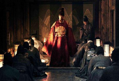 韓国映画 イ・ビョンホン 天命の城 南漢山城