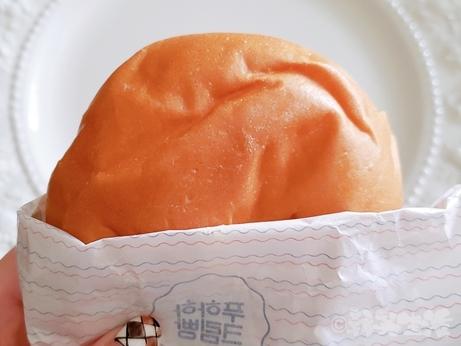 弘大入口 クリームパン FUHAHA プハハクリームパン 塩クリーム