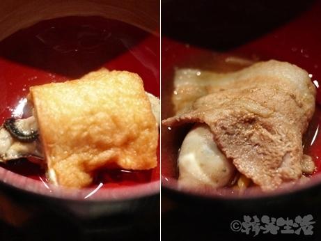 渋谷 神泉 きになるき 予約 割烹 小料理 セカウマ 牡蠣 牡蠣鍋
