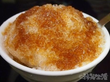 台湾スイーツ 黒糖 マンゴー 緑豆蒜啥咪