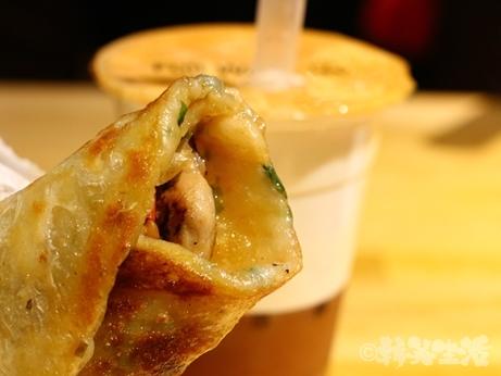 台北 扶旺號 朝食 トースト