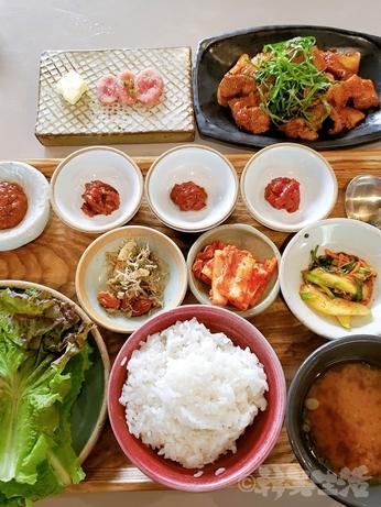 韓国グルメ ミシュランガイド トゥッソム駅 ハルモニのレシピ お一人様