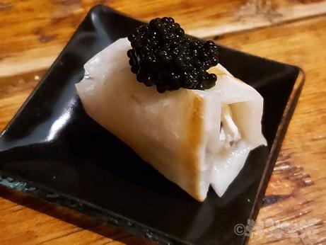 五反田 予約困難店 とだか 孤独のグルメ 甘納豆チーズ餅
