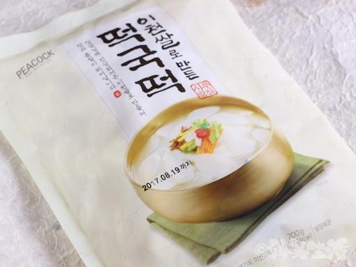 韓国 スーパー 買い物 トック