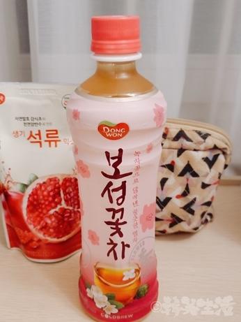 韓国 飲み物 スパークリングヤクルト 炭酸ヤクルト 花茶