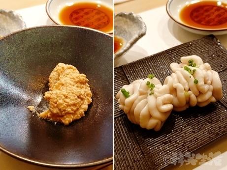 後楽寿司 やす秀 四ツ谷 鮨 松葉蟹 寿司