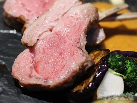 新橋 虎ノ門 グルメ 64シックスティーフォーバラックストリート 64バラックst オーストラリア料理 オーストラリア ワイン ラム肉