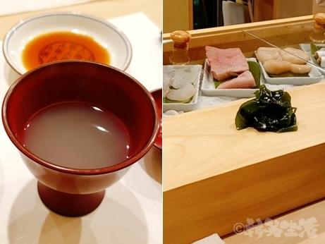 後楽寿司 やす秀 四ツ谷 鮨 松葉ガニ 寿司