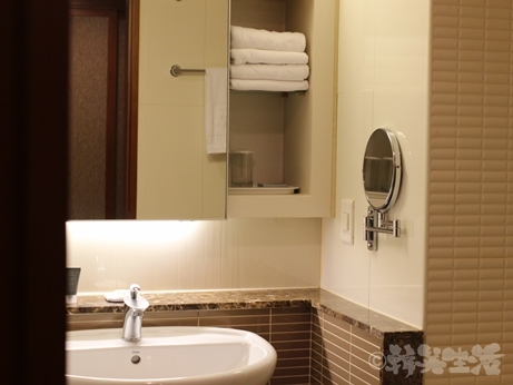 韓国 ホテル 清潭 リベラホテル 大浴場