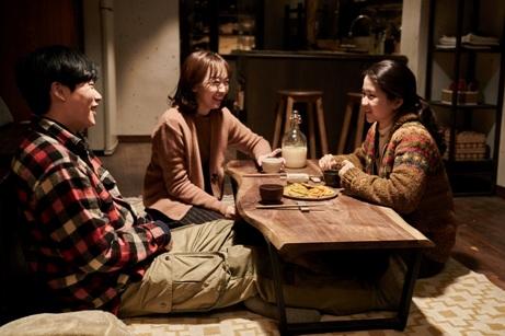 映画 リトル・フォレスト 韓国映画 五十嵐大介 キム・テリ