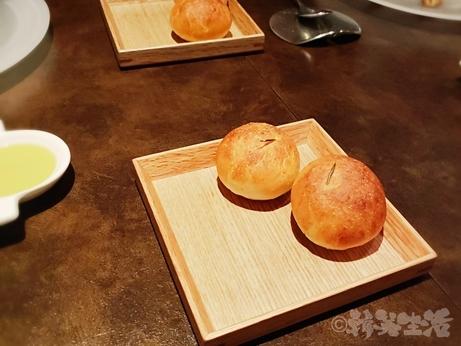 六本木 西麻布 ダルマット イタリアン ランチ ダルマット パスタ パン