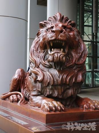 香港 金運 香港上海銀行 ライオン