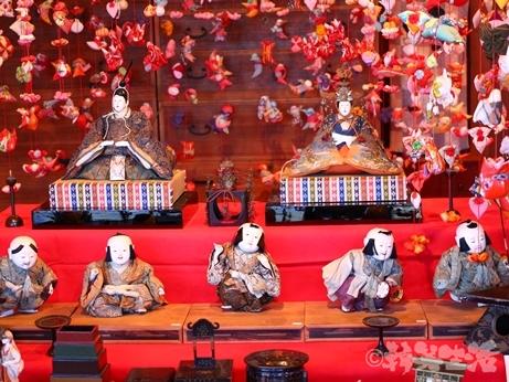 伊豆温泉 クレイル 稲取 つるし飾り