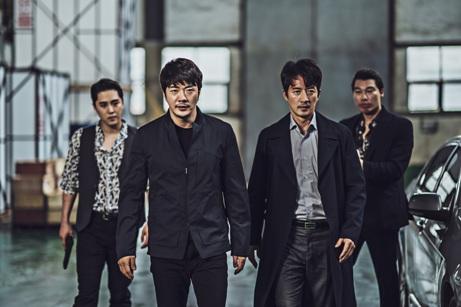 映画 韓国映画 ヒットマン クォン・サンウ チョン・ジュノ