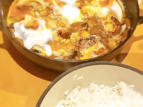 練馬 焼き鳥 鳥長 フォアグラ親子丼 フォアグラ鍋 コース 日本酒