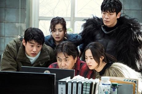 映画 韓国映画 シークレット・ジョブ 傷つけない キム・ソンオ
