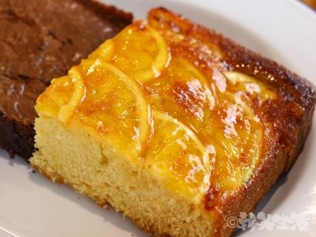 ソウル 水曜美食会 SCOFF オレンジケーキ