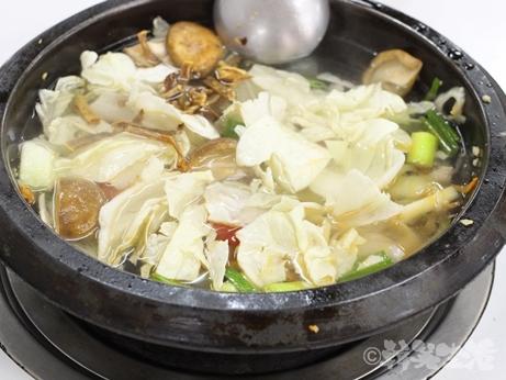 台北グルメ 行天宮 松江自助火鍋城 スープ