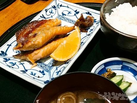 恵比寿 ランチ 行列 食彩かどた 焼き魚 メニュー ハラス