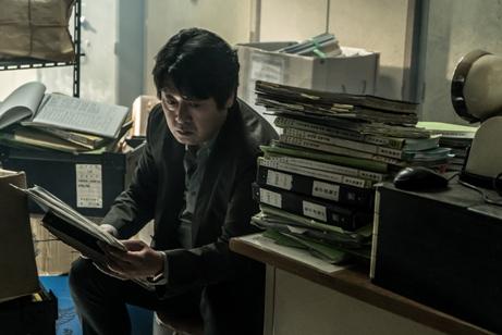 韓国映画 暗数殺人 チュ・ジフン キム・ユンソク