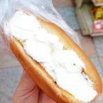 韓国 ソウル 食べ歩き 生クリームパン 東大門 清涼里