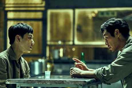 韓国映画 名もなき野良犬の輪舞 不汗党 シワン