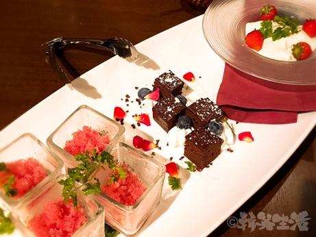 白金 イマカラ BBQ ステーキ コース