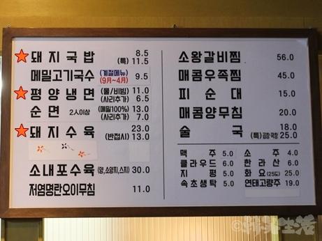韓国 ソウル ミシュラン 光化門クッパ デジクッパ