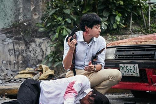 映画 MASTER マスター カン・ドンウォン