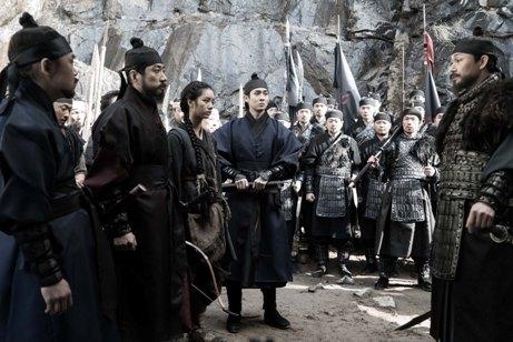 韓国映画 ムルゲ 王朝の怪物 キム・ミョンミン チェ・ウシク